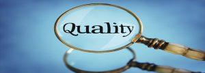 ابعاد کیفیت محصول