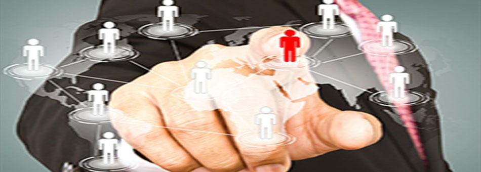 بازاریاب و مشتری هدف