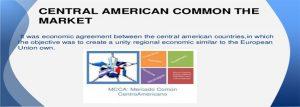 بازار مشترک آمریکای مرکزی