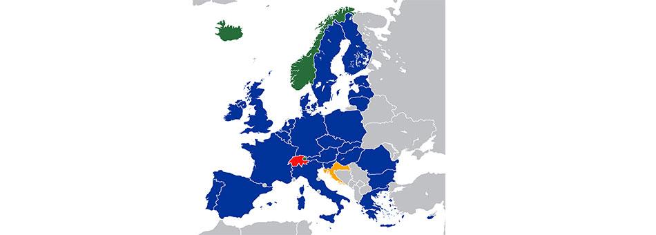 بازاریابی جهانی منطقه اقتصادی اروپا