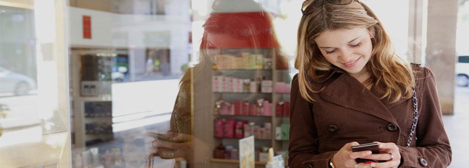 اخبار بازاریابی بازاریابی محتوا استفاده از تلفن همراه