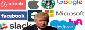 اخبار-بازاریابی-واکنش-برندهای-جهانی-به-تصمیمات-ترامپ