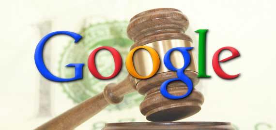 جریمه سنگین گوگل