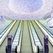 دنياى شگفت انگيز جديد تبليغات مترو