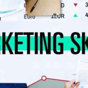 فهرست مهارت های بازاریابی