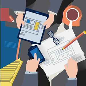 برنامه ریزی و تدوین استراتژی های بازاریابی و فروش