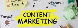 بازاریابی محتوا و رسانه های اجتماعی