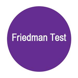 آزمون فریدمن