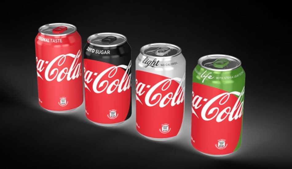 کوکاکولا و کمپین بازاریابی جدید در بریتانیا