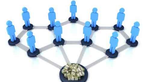 بازاریابی شبکه ای