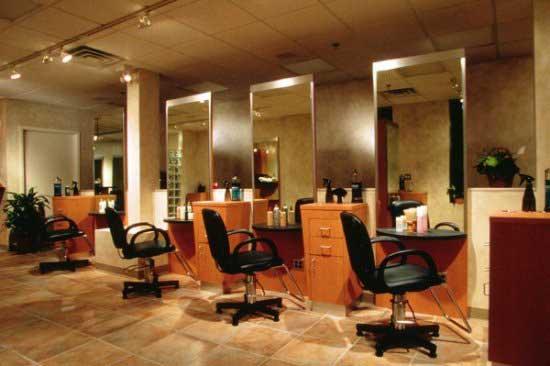 سالن آرایش و زیبایی