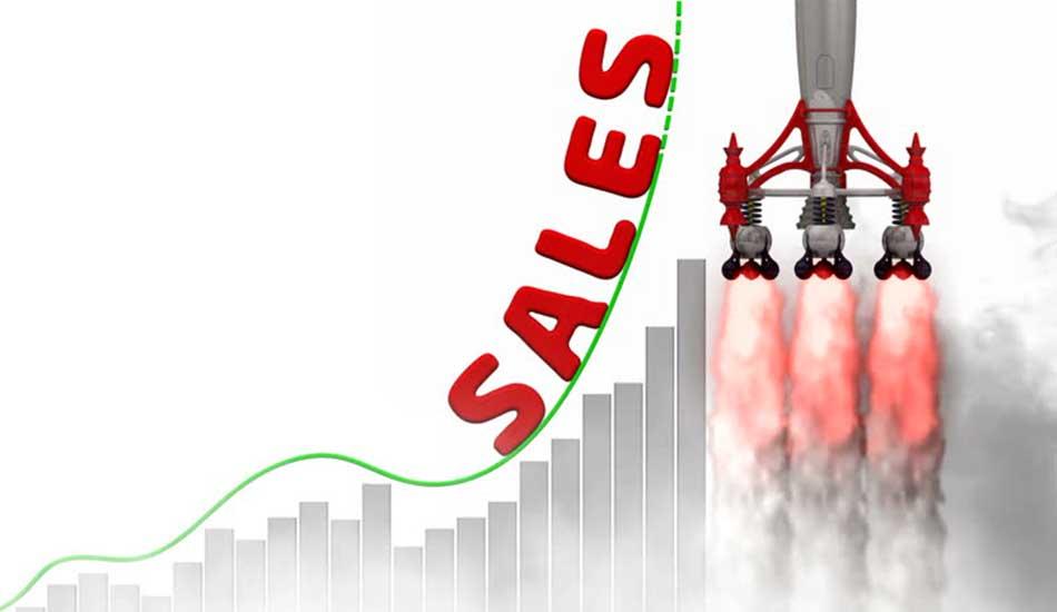 رشد فروش چیست