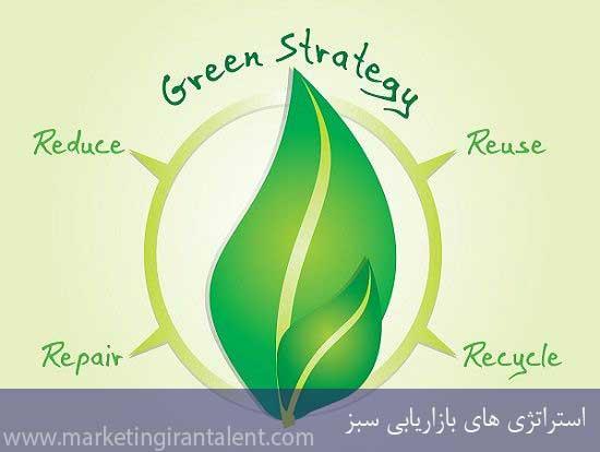 استراتژی های بازاریابی سبز